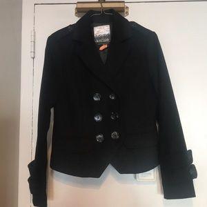 Cute short pea coat